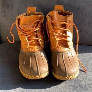 """LL Bean Women's Bean Boots, 6"""""""